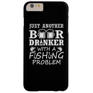 ビールおよび魚釣り BARELY THERE iPhone 6 PLUS ケース