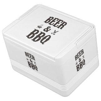 ビールおよびBBQ クールボックス