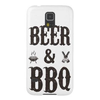 ビールおよびBBQ GALAXY S5 ケース