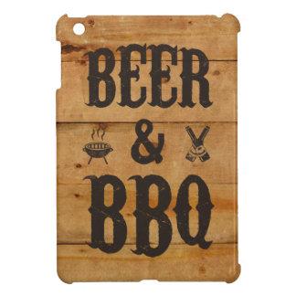 ビールおよびBBQ iPad MINI カバー