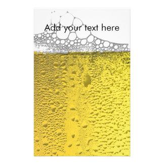 ビールお祝い 便箋