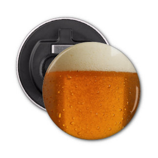 ビールのガラス 栓抜き