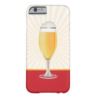 ビールのガラス BARELY THERE iPhone 6 ケース