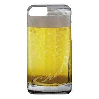 ビールのガラス iPhone 8/7ケース