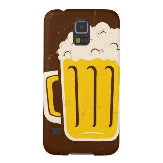 ビールのマグ GALAXY S5 ケース