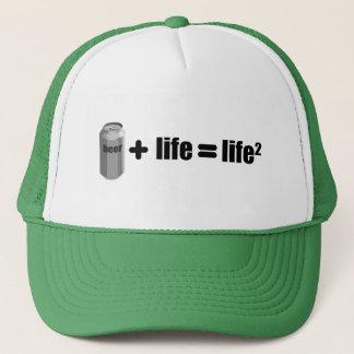 ビールはすべてをよりよく-帽子させます キャップ