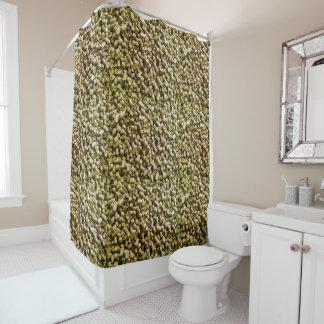 ビールは頭部ビール醸造所の自家製のもののホツプの飛びます シャワーカーテン