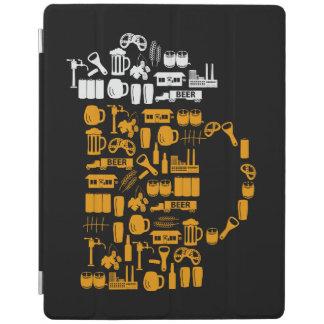 ビールアイコン iPadスマートカバー