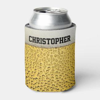 ビールガラスは個人化なります 缶クーラー