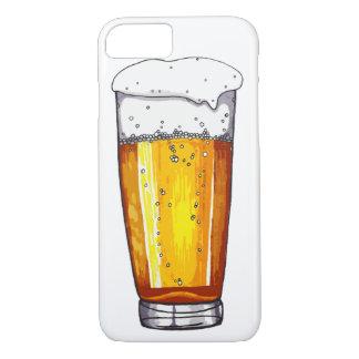 ビールガラス iPhone 8/7ケース