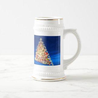 ビールステインのカスタムなクリスマスZazz_it著2017 365 Bl ビールジョッキ