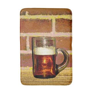 ビールバス・マットのマグ バスマット