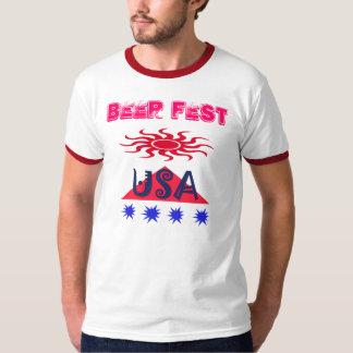 ビールフェスティバル Tシャツ