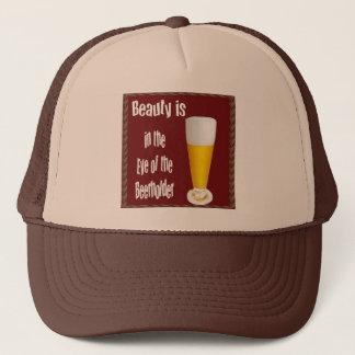 ビールホールダーの帽子 キャップ