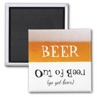 ビールメモ マグネット