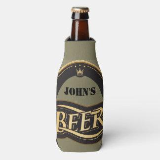 ビールラベルのデザインのボトルかクーラーボックス ボトルクーラー