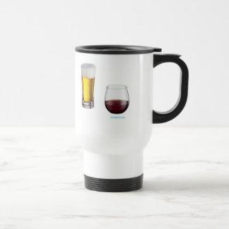 ビールワイン トラベルマグ