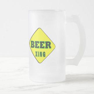 ビール交差 フロストグラスビールジョッキ