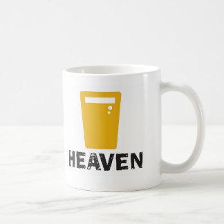 ビール天国 コーヒーマグカップ