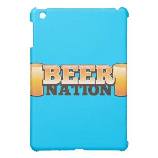 ビール店からのビール国家のデザイン iPad MINI CASE