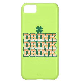 ビール店からの飲み物の飲み物の飲み物 iPhone5Cケース
