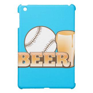 ビール店による野球及びビールデザイン iPad MINI CASE