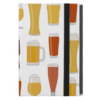 ビール恋人のプリント iPad MINI ケース