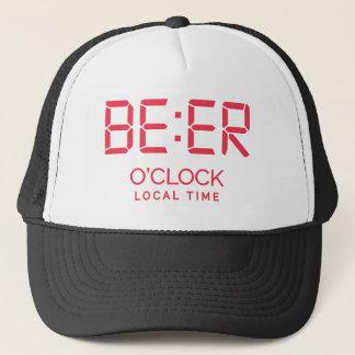 ビール時の現地時間 キャップ