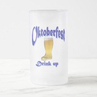 ビール時間 フロストグラスビールジョッキ