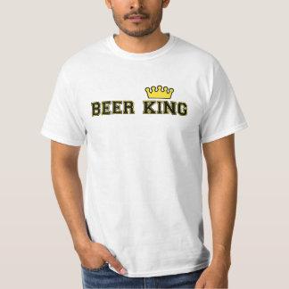 ビール王のTシャツ Tシャツ