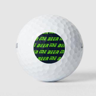 ビール私ゴルフ・ボール ゴルフボール
