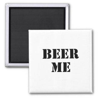 ビール私 マグネット