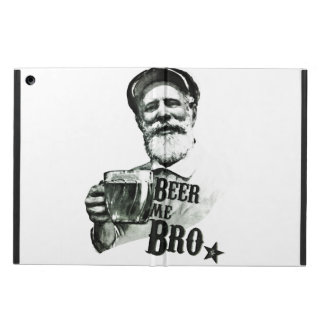 ビール私Bro iPad Airケース