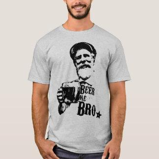 ビール私Bro Tシャツ