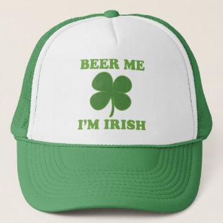 ビール私Imアイルランド語 キャップ