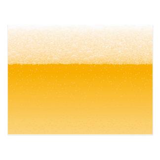 ビール第3デザイン ポストカード