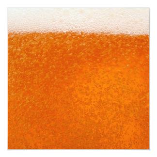 ビール背景 カード