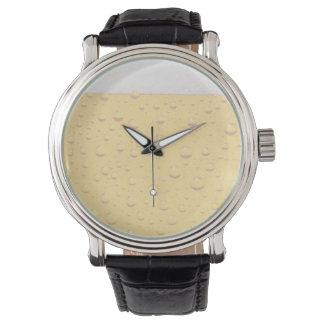 ビール腕時計 腕時計