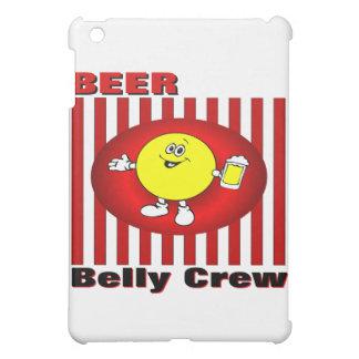 ビール腹の乗組員 iPad MINIカバー