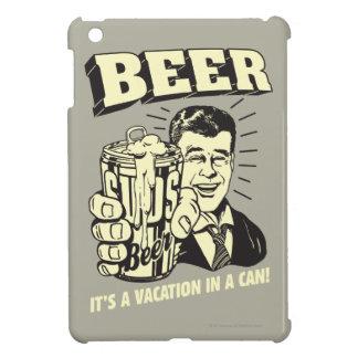 ビール: それは休暇できますです iPad MINIカバー