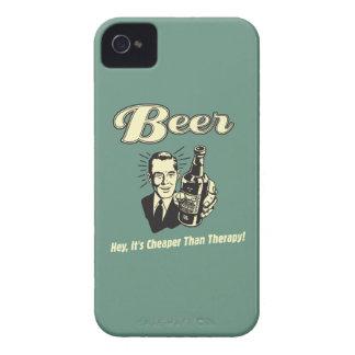 ビール: ちょっとそれはセラピーより安いです Case-Mate iPhone 4 ケース