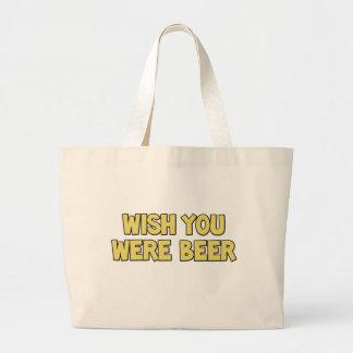 ビール ラージトートバッグ