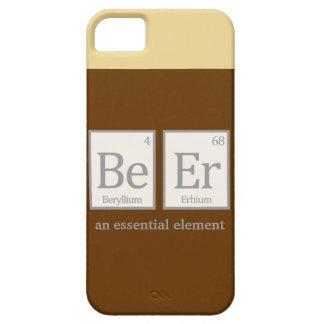 ビール、必要な要素 iPhone SE/5/5s ケース