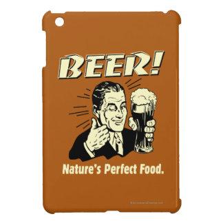 ビール: 性質の完全な食糧 iPad MINIカバー