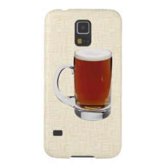 ビール GALAXY S5 ケース