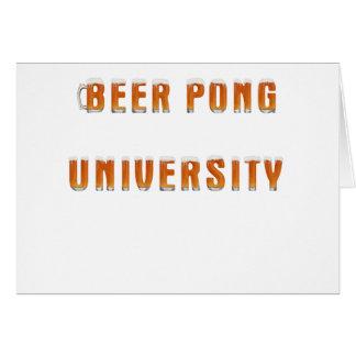 ビールPongのスタイルB カード