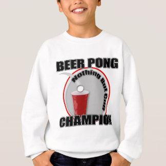 ビールPongのチャンピオン スウェットシャツ