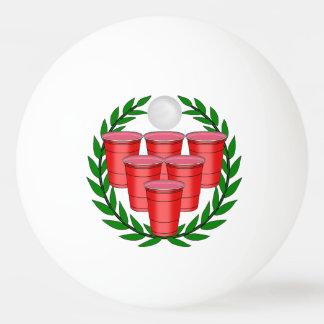ビールPongのチャンピオン 卓球 球