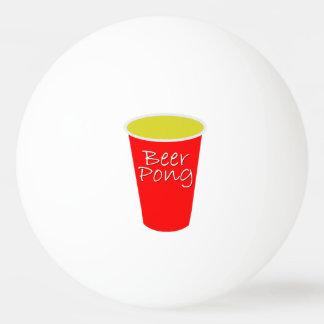 ビールPongのピンポン球 卓球 球