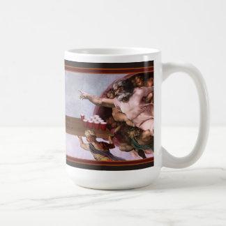 ビールPongの作成 コーヒーマグカップ
